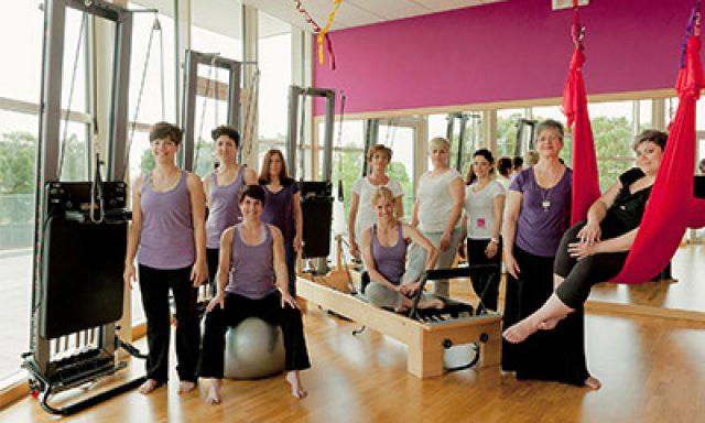 Just Pilates Studio
