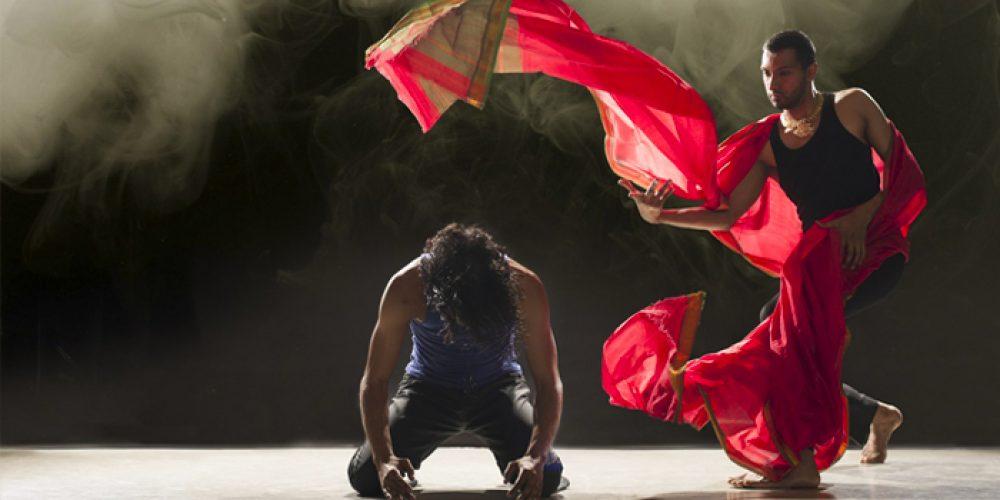 Shobana Jeyasingh Dance: Material Men redux