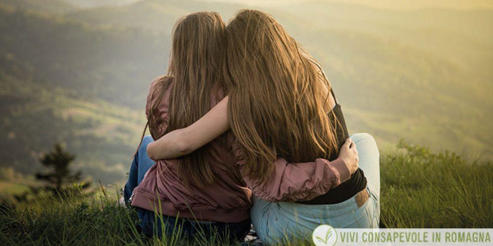 La voglia matta di un abbraccio