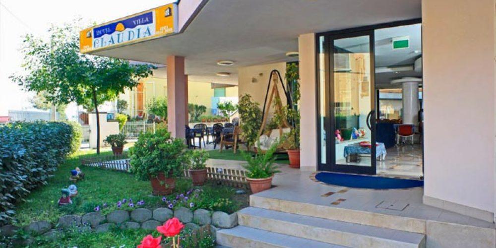 Hotel Villa Claudia: l'Eco-Hotel di Bellaria e la sua missione
