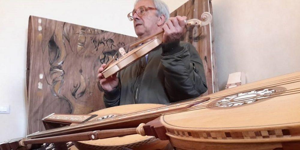 Dal legno alla musica