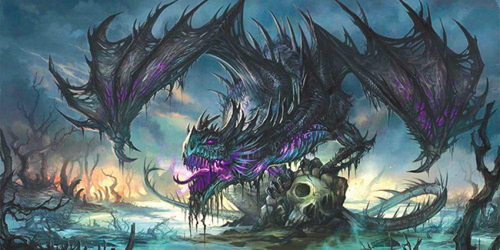 Il dragone della paura e della morte