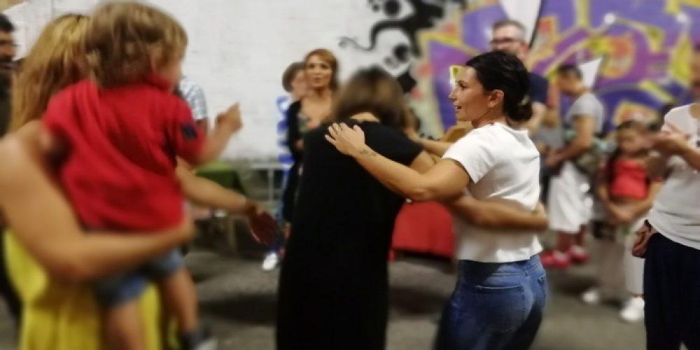 Danza con la vita, riscopri il contatto con  il mondo attorno
