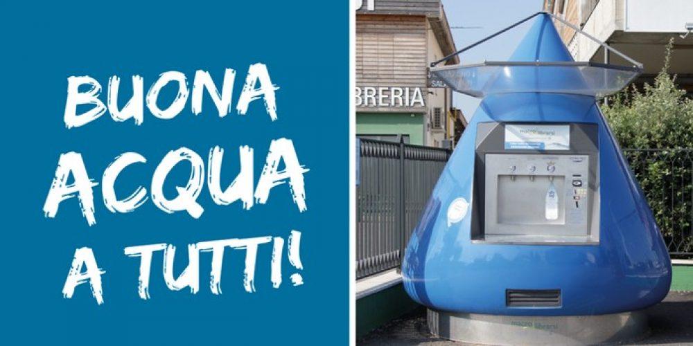 Le casine dell'Acqua in Romagna
