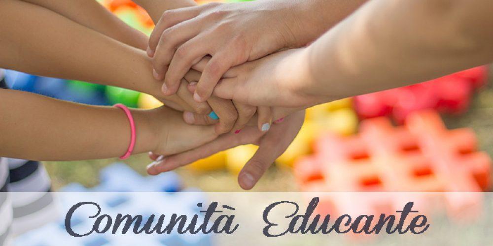 Il primo evento della Comunità Educante