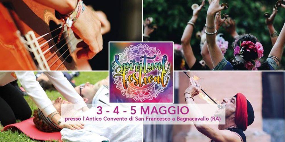 Arriva a Bagnacavallo lo Spiritual Festival, l'evento più colorato dell'anno