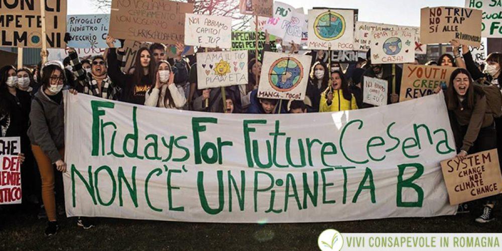 """A Cesena """"Fridays for Future"""" riempie la piazza!"""