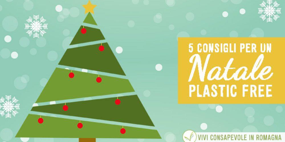 5 consigli per un Natale plastic free