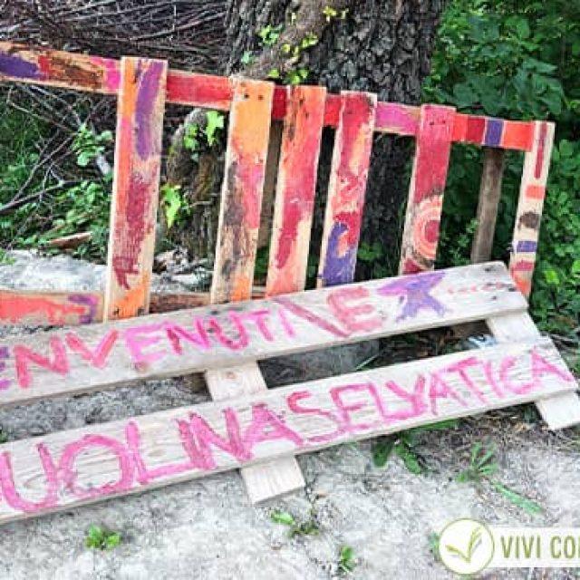 La scuola nel bosco a Quarto: quando la prima maestra è la Natura