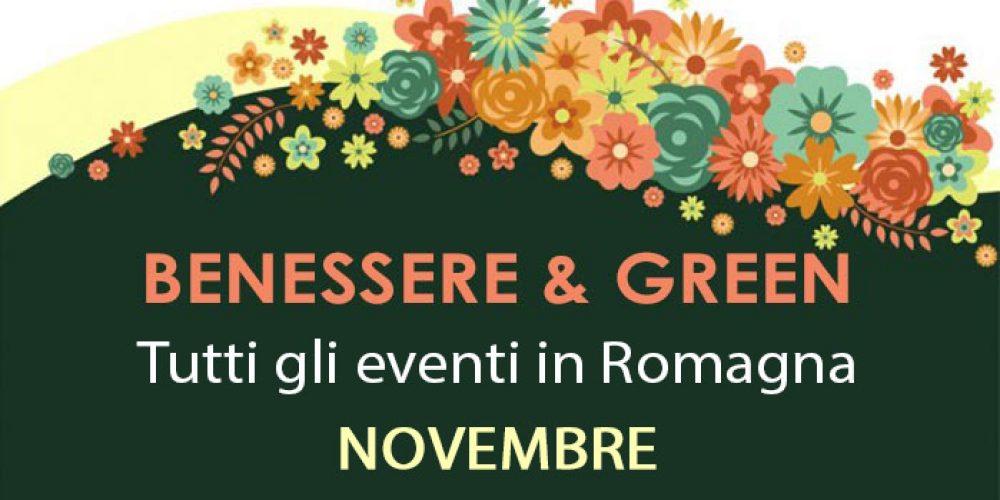 NOVEMBRE – Tutti gli eventi green da segnare sul calendario su EventsRomagna.com!