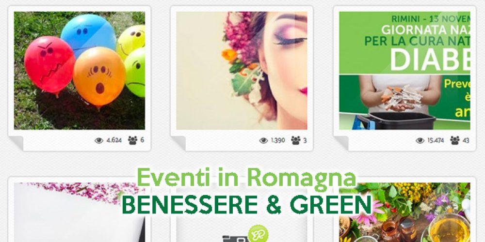 Conosci gli eventi green della Romagna?