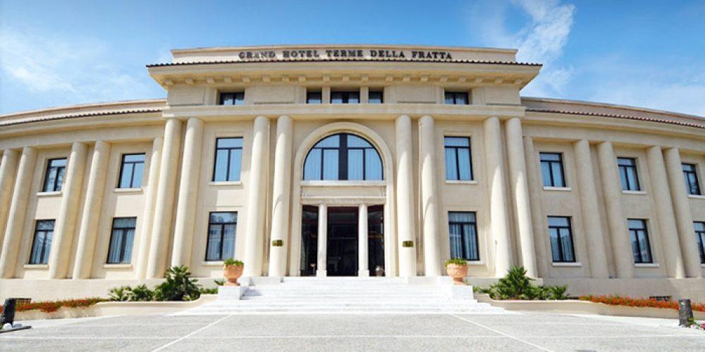 Grand Hotel Terme della Fratta: dove benessere, bellezza e relax sono di casa!