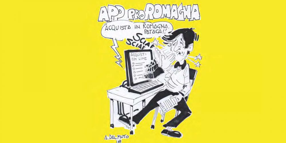 Fumetti e vignette che raccontano la Romagna (e molto di più)